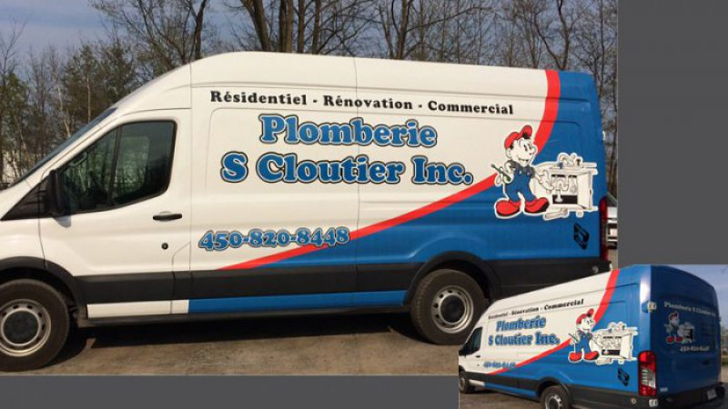 Plomberie-S.-Cloutier